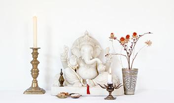 Ganesh statue by Kronbali