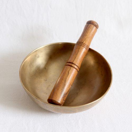 Singing bowl from Ladahk by Kronbali