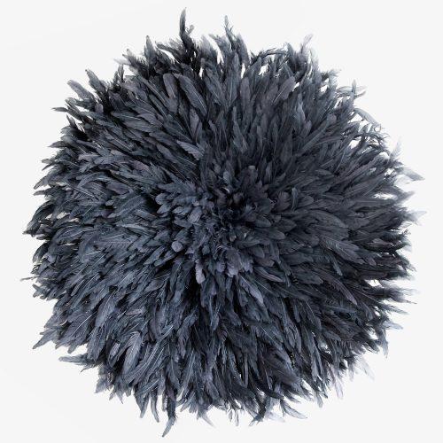 Anthracite Juju hat by Kronbali