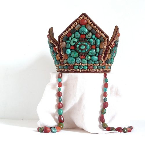 Crown from Ladakh, India. By Kronbali