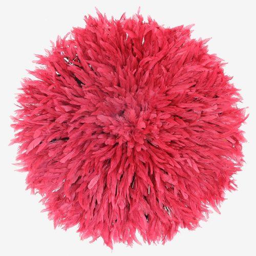 Rasberry pink Juju hat by Kronbali