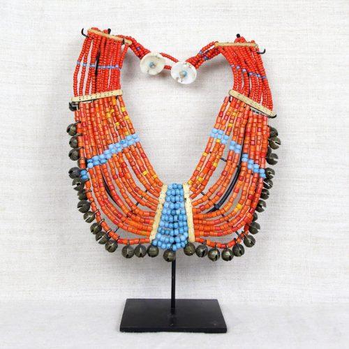 Nagaland tribal necklace by Kronbali