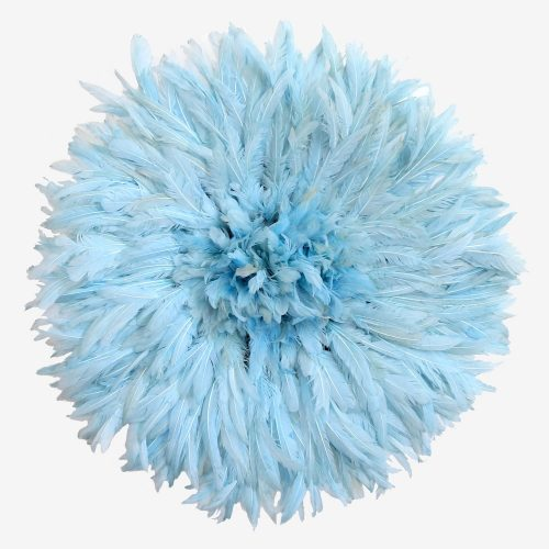 Azur blue Juju hat by Kronbali